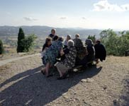 The Cardplayers, Gubbio Italy