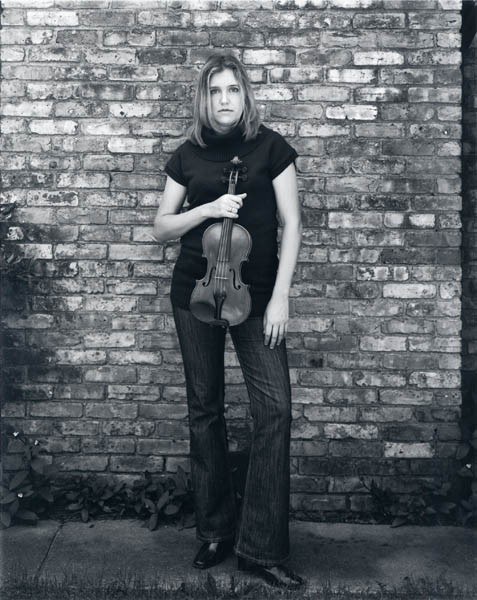 William McEwen: Jessica Mathaes, Violinist