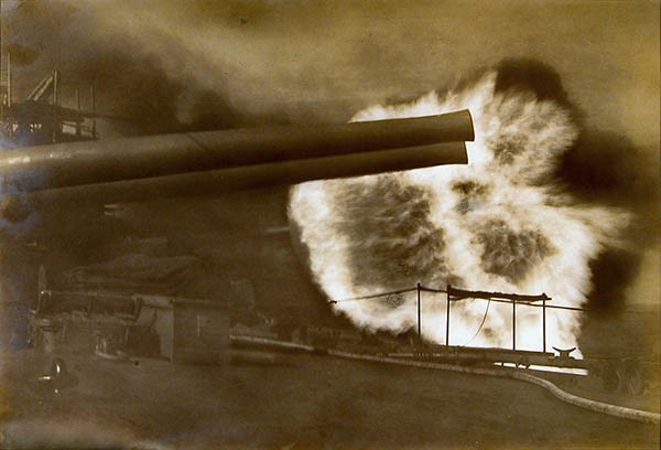 Seymour Zee: Naval Bombardment, World War II