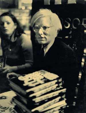 Chris Earnshaw: Andy Warhol