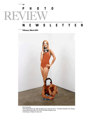 The Photo Review Newsletter March/April 2012 Cover