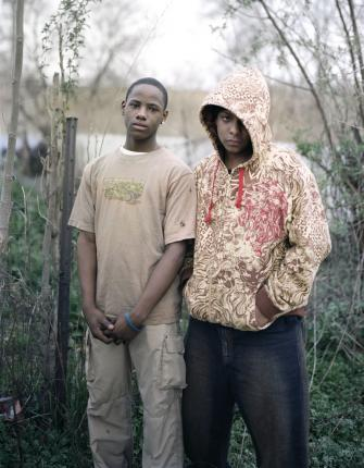 Two Boys, North Philadelphia 2008