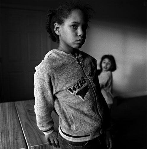Latasha and Skye, Idaho Falls, ID, 2005
