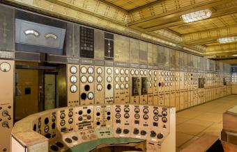 Battersea Power Station Control Room A