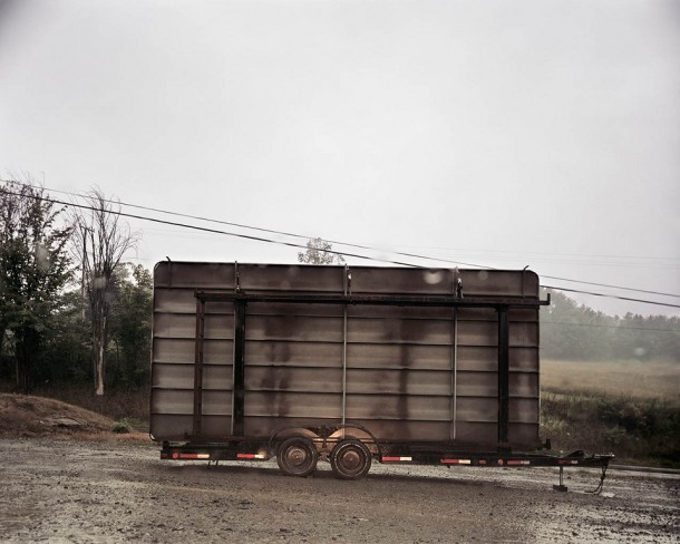 RT 6, Between Mansfield and Wellsboro, PA, from the series The Susquehanna Trail: Road of Never-Ending Delight