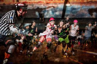 Botoxic Avengers vs. Indian Point Sirens