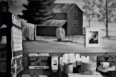 Susan May Tell: Mama's Kitchen, Elkins, West Virginia, 2012