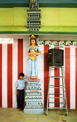 Richard Rapfogel: Mariyamman Temple Boy