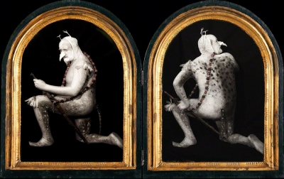 Lori Pond: The Last Judgment, from the series, Bosch Redux