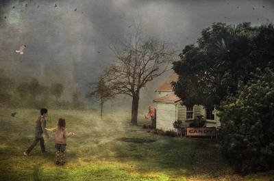 Francisco Diaz: Hansel + Gretel - The International Collaboration Project, created by Francisco Diaz (USA) and Deb Young (New Zealand)