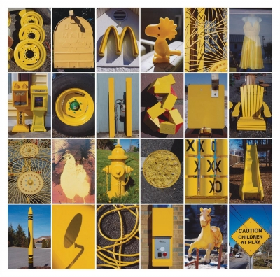 James Crable: Yellow Imagery
