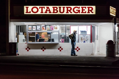 Norm Diamond: Lotaburger