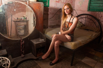 Mariette Pathy Allen: Laura at Home, Havana