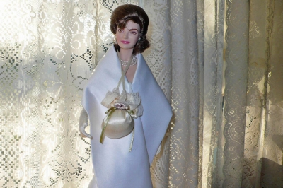 Edward Coppola: Jackie Doll with Sachet, Mo's House, Staten Island