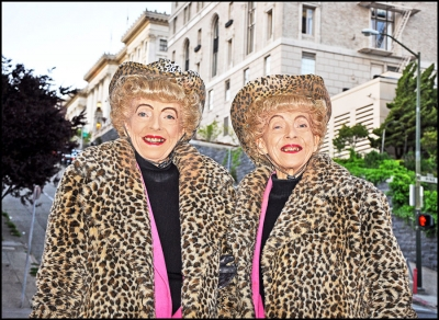 Margo Hamilton: The San Francisco Twins