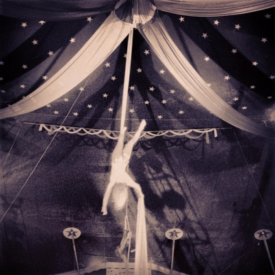 Benita Keller: Girl in Circus, Williamsport, Md., 2014