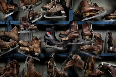 Matthew Bender: Ice Skates, Penn Hills Resort