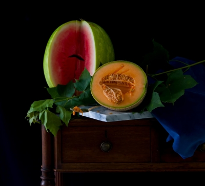 Leon Syfrit: Melons3