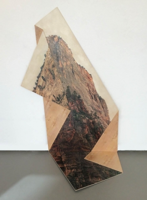 Jessica Lim: Zion on Plywood