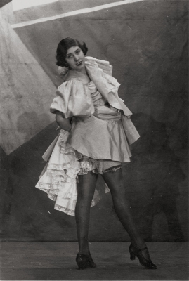 Germaine Krull: French Cancan