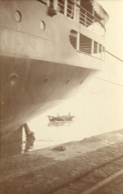 Dora Maar: Untitled (ship)