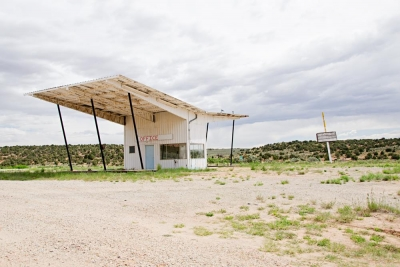 Paul Sisson: La Sal Junction, from the series Not So Far from Here