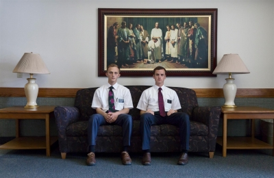 Emma Williams: Mormon Missionaries, 2017