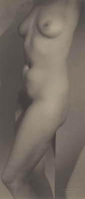 Willy Kessels: Standing Female Nude