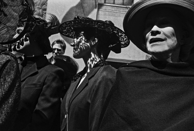 Harvey Stein: Easter Parade, New York City