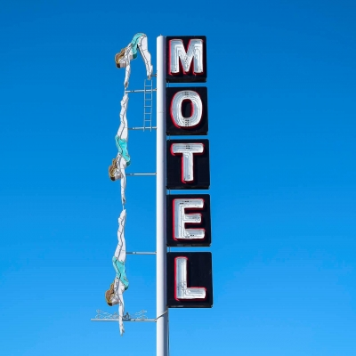 Molly Block: Diving Lady Motel