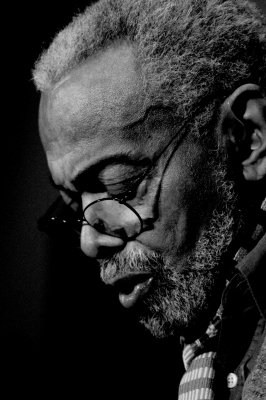 H. Alonzo Jennings: Amiri Baraka at Dodge, 10/10/10
