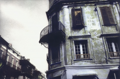 Jill Enfield: Hotel, French Quarter, New Orleans