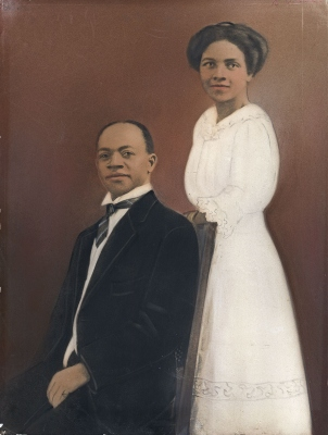 Unknown: African American Couple