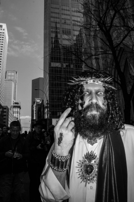 Chuck Badia: Easter in New York 05