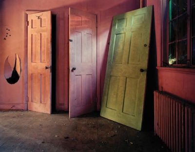 Vincent Carney: Three Doors
