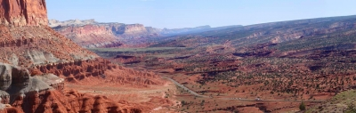 Robert Walch: View #2 Capitol Reef