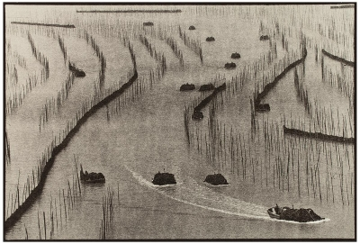 Stephen Courtney: Sketch of Waterways