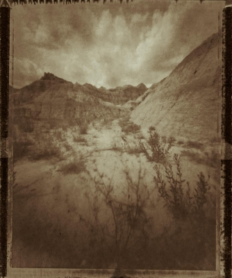 "Wendy Roussin: Untitled, from the series ""Badlands"""