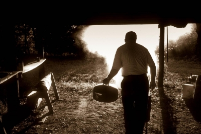 Robert Herman: The Grillmeister, Molena, GA