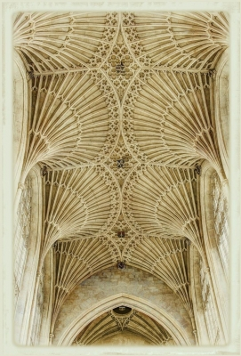 Pam McLean-Parker: Interior: Bath Abbey