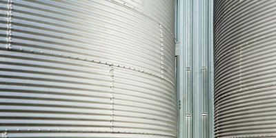 Scott Farrell: Co-op Silos 2459, Columbus, Nebraska