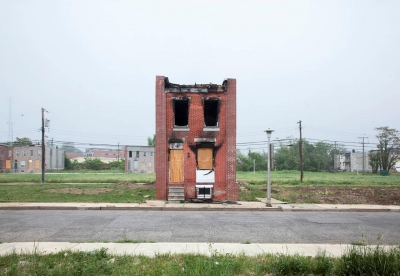 Ben Marcin: Baltimore, MD, 2015, From Last House Standing