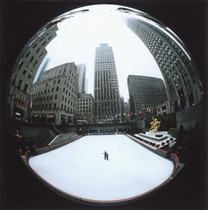 Al Satterwhite: Rockefeller Center Ice Rink
