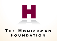 Honickman Foundation logo