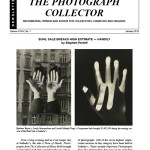 The Photograph Collector, January 2013