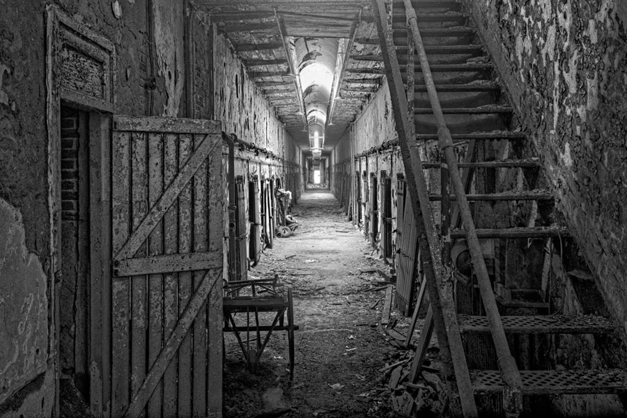 Brian Lav: Eastern State Penitentiary