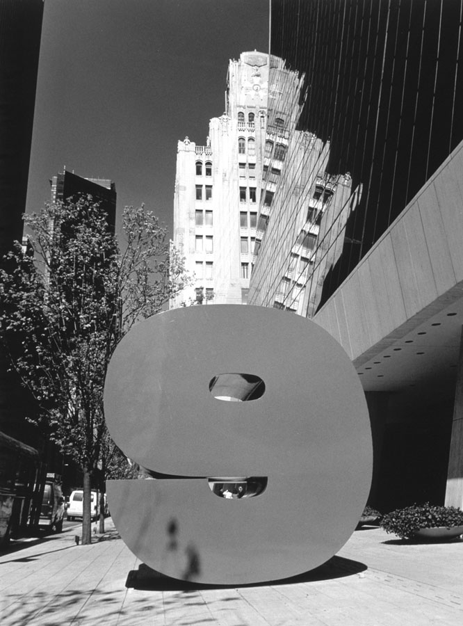 Catherine Steinmann: 9 West, 1998