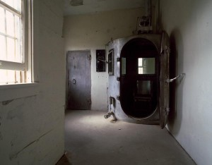 Lee Saloutos: Gas Chamber, Wyoming Frontier Prison, #4