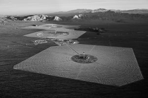 "Jamey Stillings: #8502, 27 October 2012, from the series ""The Evolution of Ivanpah Solar"""