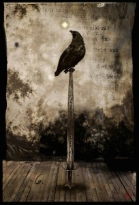 Julie Miller: Raven on Sword